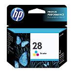 HP 28 Tricolor Original Ink Cartridge