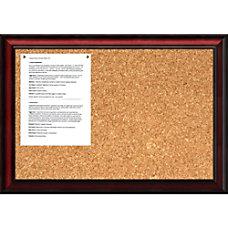 Amanti Art Rubino Cork Bulletin Board