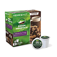 Green Mountain Mocha Nut Fudge K