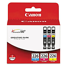 Canon CLI 226 Assorted Ink Cartridges