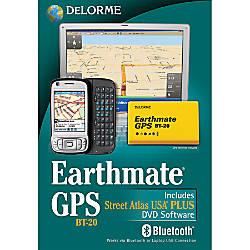 DeLorme Earthmate GPS BT 20 2009