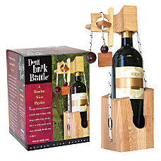 Dont Break The Bottle Wood Wine