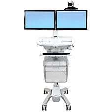 Ergotron SV Telepresence Kit Dual Monitor