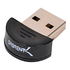 SABRENT BT USBT Micro Wireless Bluetooth