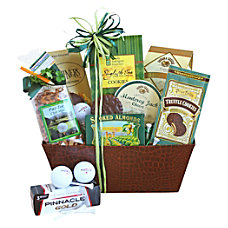 Givens Gift Basket Just Fore Fun