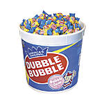 Dubble Bubble Gum Tub Of 300