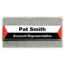 Advantus Panel Wall Sign Holder 6