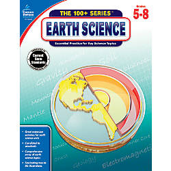 Carson Dellosa Earth Science Workbook Grades