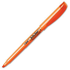 BIC Brite Liner Highlighter Chisel Point