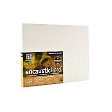 Ampersand Encausticbord 11 x 14 78