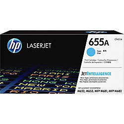 HP Original LaserJet Toner Cartridge Cyan