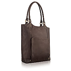 Solo Vintage Carrying Tote With 16