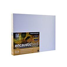 Ampersand Encausticbord 11 x 14 1