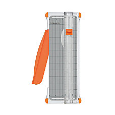 Fiskars Portable 12 Paper Trimmer Cuts