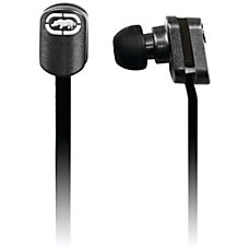Ecko Lace In Ear Earbuds Black