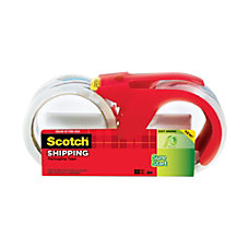 Scotch Sure Start Shipping Tape With
