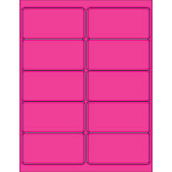 Office Depot Brand Labels Rectangle 4