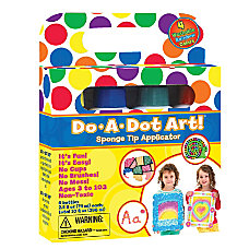 Do A Dot Art Rainbow Washable