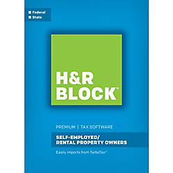 H R Block 16 Premium For