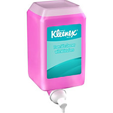 Kleenex Foam Skin Cleanser with Moisturizers