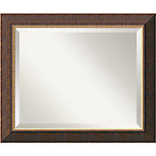Amanti Art Old World Wall Mirror