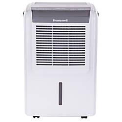 Honeywell DH50W 50 Pint Dehumidifier Energy