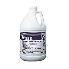 Misty Neutral Floor Cleaner EP Lemon