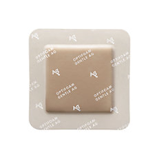 Optifoam Antimicrobial Adhesive Gentle Border Dressings