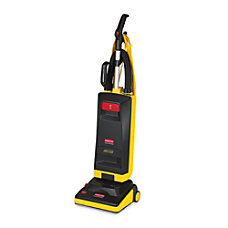 Rubbermaid 9VMH12 Manual Height Upright Vacuum