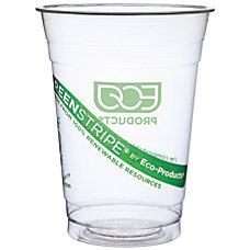 Eco Products GreenStripe Cold Cups 16
