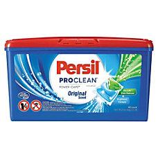 Persil ProClean Power Caps Detergent Capsules