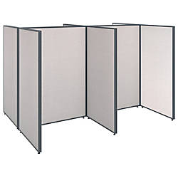 Bush Business Furniture ProPanels 4 Person