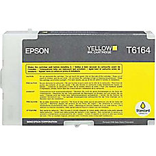 Epson DURABrite Standard Capacity Yellow Ink