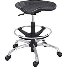 Safco SitStar Workspace Stool 27 34