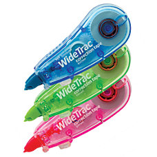 Tombow WideTrac Correction Tape Pack Of