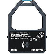 Panasonic Black Cartridge Black Dot Matrix
