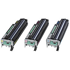 Ricoh 402715 Photoconductor Tricolor Unit Pack