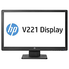 HP V221 215 LED LCD Monitor