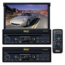 Pyle PLTS73FX Car DVD Player 7