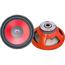 Pyle PLW15RD Woofer 1000 W PMPO