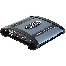 Pyle Academy PLAM1200 Car Amplifier 1200