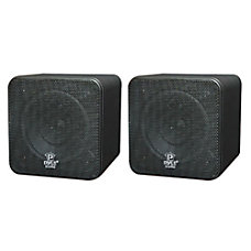 Pyle PCB4BK Speaker Black