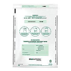 MMF Industries Bio Natural Deposit Bags