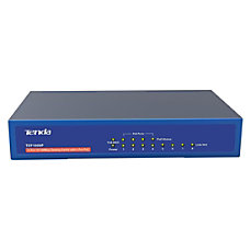 Tenda TEF1008P 8 Port Gigabit 101001000