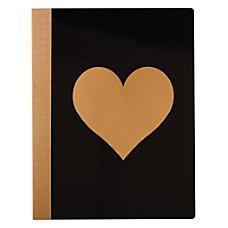 Divoga Composition Notebook Hearts Collection 9
