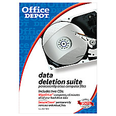 Office Depot Brand Data Deletion Suite