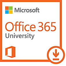 Microsoft Office 365 University Download Version