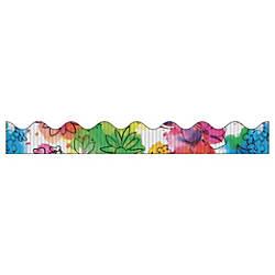 Bordette Designs Decorative Border Watercolor Flowers