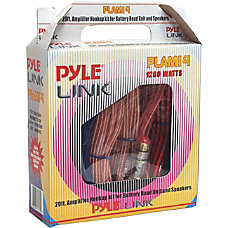 Pyle PLAM14 Installation Kit