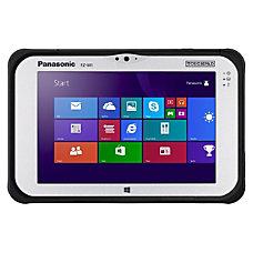 Panasonic Toughpad FZ M1CEGCABM Tablet 7